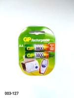 Акк R-06 GP 1800mAh 2 card
