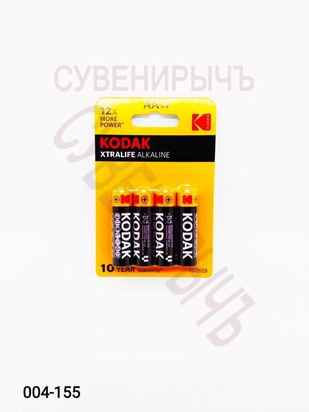 Бат LR-06 Kodak MAX XTRALIFE 4 card