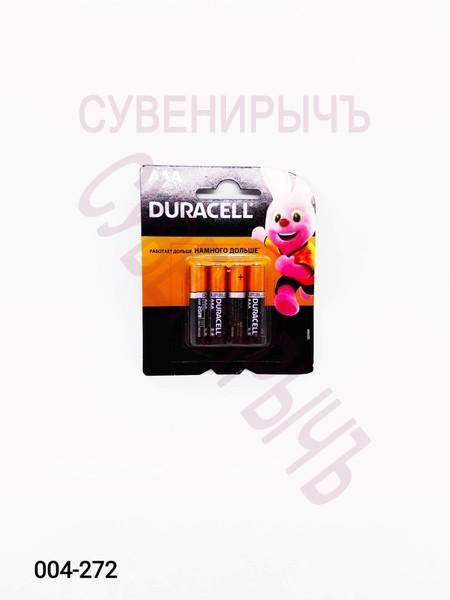 Бат LR-03 DURACELL 4 card