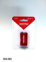 Бат 6LR61 Smartbuy 1 card