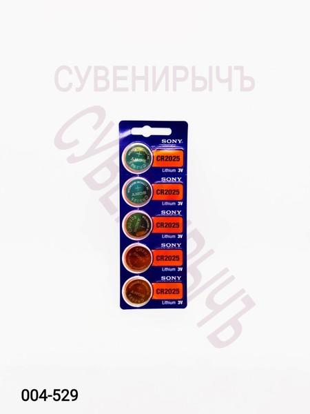 Бат CR-2025 SONY 5 card