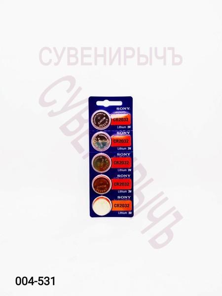 Бат CR-2032 SONY 5 card