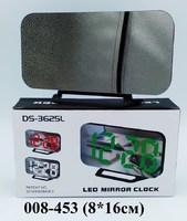Будильник электронный USB Сеть 3625