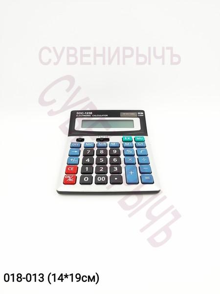 Калькулятор настольный бол SDC-1238 1200