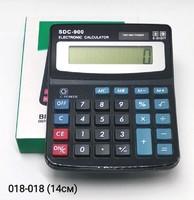 Калькулятор настольный мал SDC-900