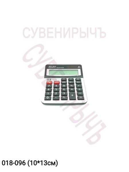 Калькулятор настольный сред SDC-3808
