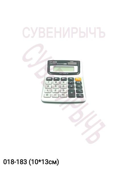 Калькулятор настольный мал CT-810 8985