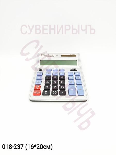 Калькулятор настольный бол SDC-432S