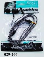 Наушники Best в пакете NGY-E500