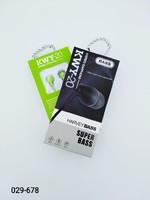 Наушники KWY BASS микрофон KWY-20