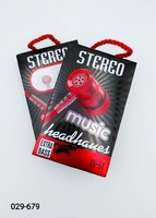 Наушники STEREO MUSIC KY-64