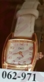 Часы O&O 891 жен.рем/квад/