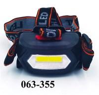 Фонарь налобный акк 3реж LED HT-825