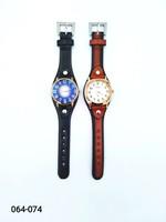 Часы Viamax жен фигурн.рем факт.ц-т риски ц-ры