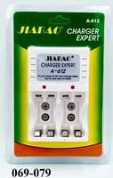 Зарядное устройство Сеть 4R3 4R6 6F22 А-612