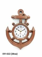 Часы настенные Космос Якорь бол 7444-2