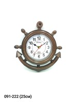 Часы настенные Космос Якорь мал 7580-2