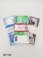 Пачка денег ассортмент