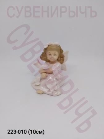 Ангел Девочка Бабочки Фарфор Ge6-3
