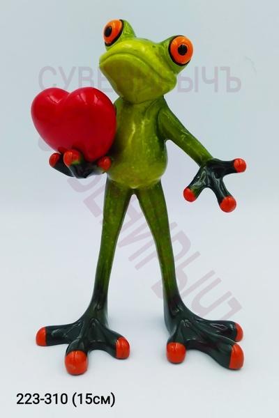 Лягушка Арт Влюбленный Фроги 6061E