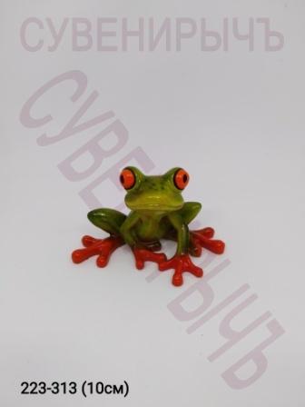 Лягушка Арт Глазастик 6062