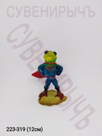Лягушка Арт Супермен 5058E