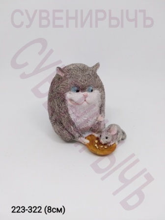 Кот Толстый 9265
