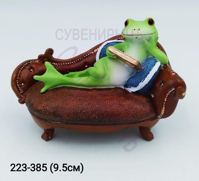 Лягушка на диване 13344A