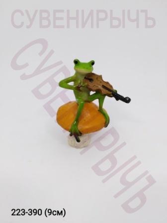 Лягушка Скрипач 8587E