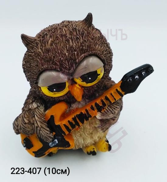 Сова Гитарист Ge7-23
