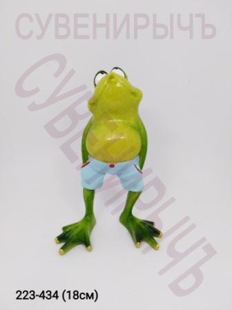 Лягушка Арт Руки в брюки 69060