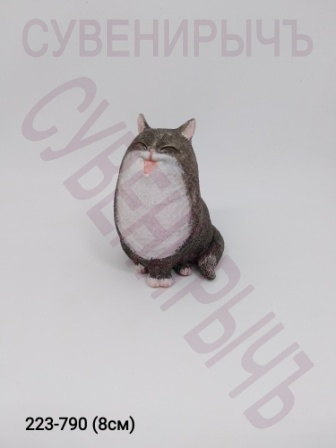 Кот Пузырь 12755