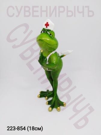 Лягушка Арт Медсестра 89021