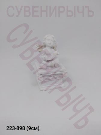 Ангел шкатулка Музыкант колонна 5-16D