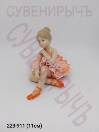 Статуэтка Балерина фарфор GE6-45