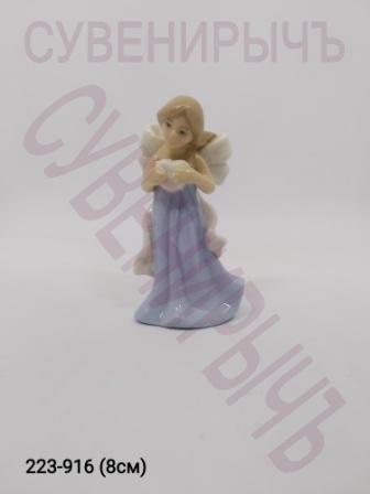 Статуэтка Девочка с сердцем GE6-24