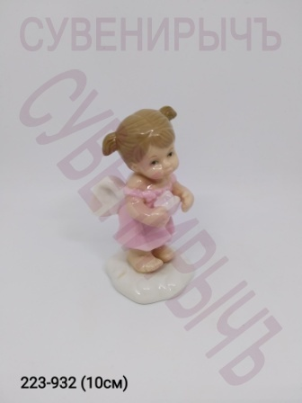 Ангел девочка на облаке ф-ф Ge6-6A