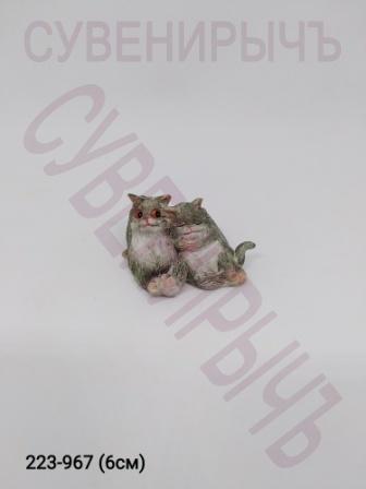Коты парочка ED11150H