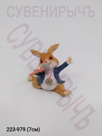 Заяц Певец EV14426A