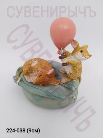 Мышка Хулиганка 14962
