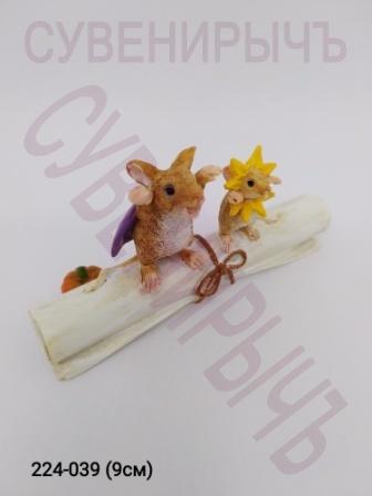 Мышка на свитке 14963