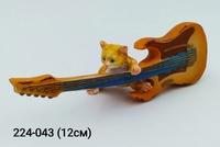 Кот Гитарист 14144