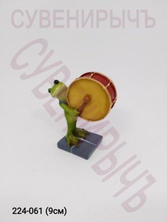 Лягушка Барабанщик 13347