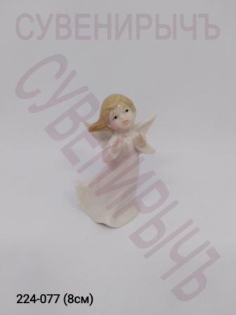 Ангел 4вида фарфор Le013