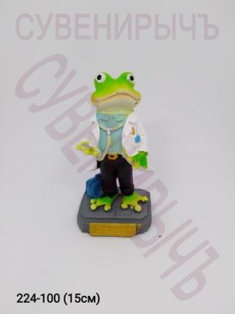 Лягушка Доктор FG-12