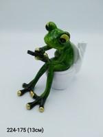 Лягушка Арт На горшке 6025