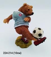 Мишка Футболист 15027
