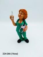 Медсестра Зинаида Германовна 907B