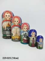 Матрешка 5 нетрадиц сюжет СПб
