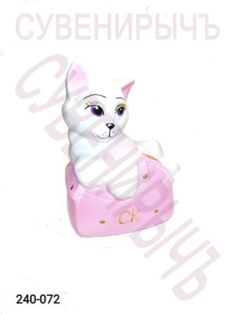 Копилка Кошка Мими в сумочке